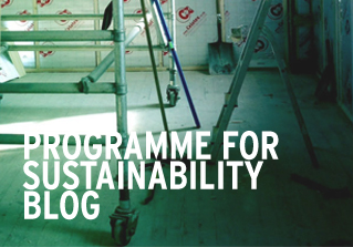 Programme for Sustainability Blog