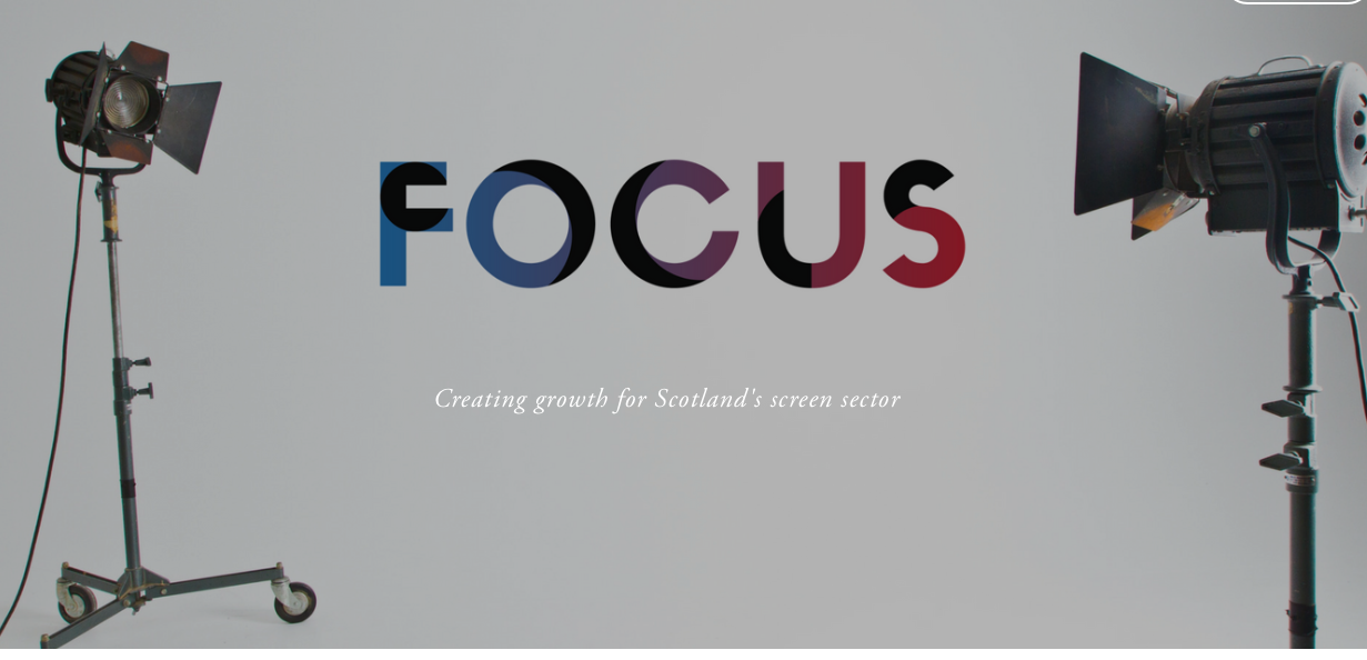 BUSINESS DEVELOPMENT INITIATIVE FOR SCOTLAND'S SCREEN SECTOR LAUNCHED